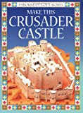 Crusader Castle (Cut Outs) (0746048688) by Ashman, Iain