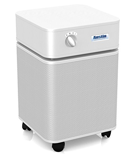 Austin Air Standard Plus Unit Healthmate Plus Room Air Purifier - White