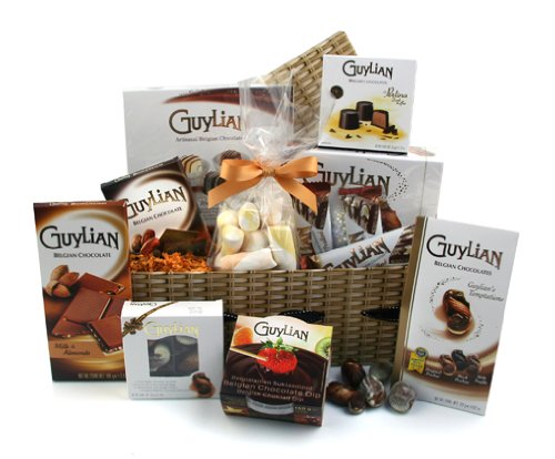 chocolate-gift-hamper-selection-of-guylian-chocolate-and-marshmellow-chocolate-gift-basket-available