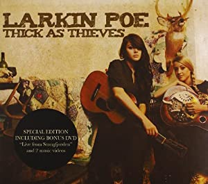 Thick As Thieves (Special Edition Including Live D