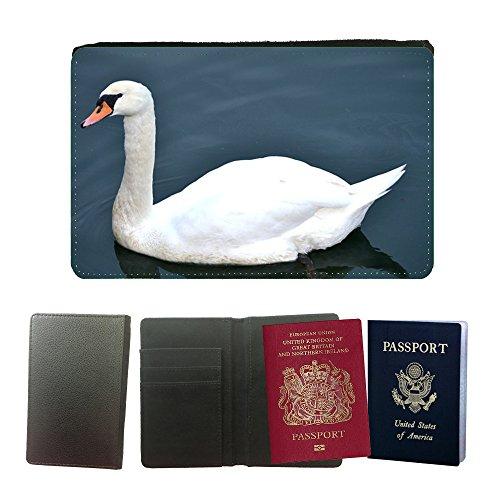 pu-supporto-di-cuoio-del-passaporto-con-slot-per-schede-m00107568-schwan-schwan-im-wasser-wasservoge