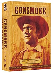 Gunsmoke - 50th Anniversary Collection, Volumes 1 & 2 from Paramount
