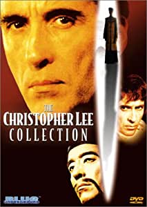 the Christopher Lee Collection - Limited Edition (The Blood of Fu Manchu / The Castle of Fu Manchu / Circus of Fear / The Bloody Judge)