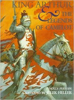 Arthurian legend books for children