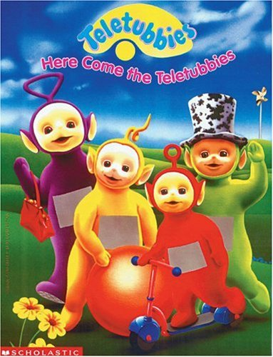 Here Come the Teletubbies, ANDREW DAVENPORT, JOHN YOUSSI