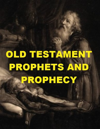 prophets of the old testament Christians traditionally divide the old testament into four sections: (1) the first five books or pentateuch (2) the history books telling the history of the israelites, from their conquest of canaan to their defeat and exile in babylon (3) the poetic and wisdom books dealing, in various forms, with questions of good and evil in the world and (4.