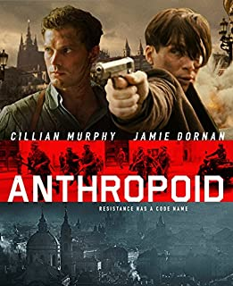 Book Cover: Anthropoid