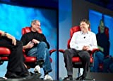 Bill Gates And Steve Jobs Poster 11x17 Master Print