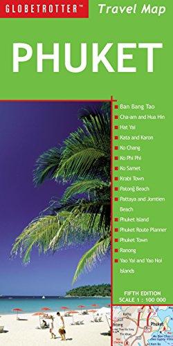 Phuket Travel Map (Globetrotter Travel Map) PDF