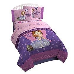 Disney Sofia 1st Graceful Sheet Set, Full