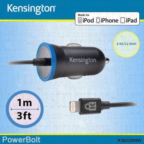 kensington-24-a-12-w-rapid-in-caricabatteria-da-auto-mfi-per-apple-dispositivi-tra-cui-iphone-5-5-c-