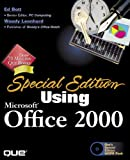 img - for Special Edition Using Microsoft Office 2000 book / textbook / text book