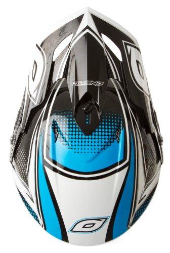 O'neal 812 Motocross Enduro MTB Helm blau Oneal: Größe: L (60-61 cm)