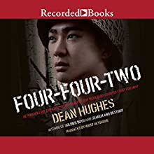 Four-Four-Two Audiobook by Dean Hughes Narrated by Kirby Heyborne
