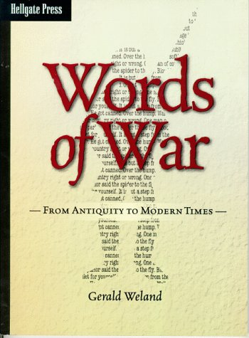 Words of War: From Antiquity to Modern Times