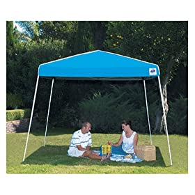E-Z Up SES012BLU  12' x 12' Sierra Portable Instant Shelter
