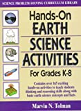 img - for Hands-On Earth Science Activities for Grades K - 8 (J-B Ed: Hands On) book / textbook / text book