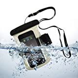 Black Gray Sports Waterproof Armband Case for iPhone 5 / 5S / 5C / 4 / 4S / iPod Touch5