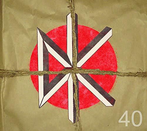 CD : Dead Kennedys - Dk 40 (CD)