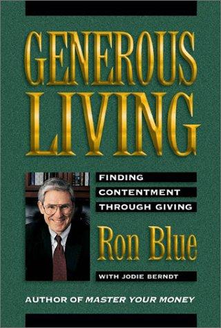 Generous Living, Blue, Ron