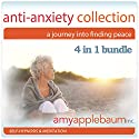 Anti-Anxiety Collection: A Journey into Finding Peace - 4 in 1 Bundle Speech by Amy Applebaum Narrated by Amy Applebaum
