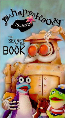 Pahappahooey Island - The Secret of the Book [VHS]