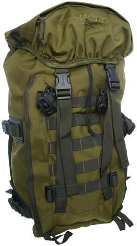 Berghaus Centurio Men's Military Style Backpack - Cedar, 30 lt