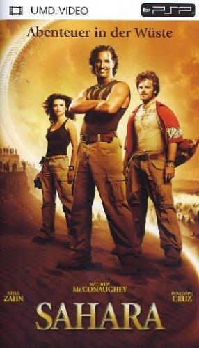 Sahara - Abenteuer in der Wüste [UMD Universal Media Disc]