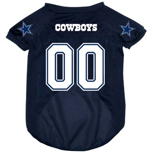 Hunter MFG Dallas Cowboys Dog Jersey, Small