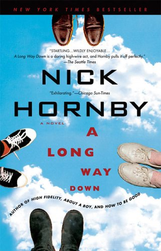 Book cover to 'A Long Way Down'