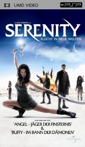 Serenity - Flucht in neue Welten [UMD Universal Media Disc]