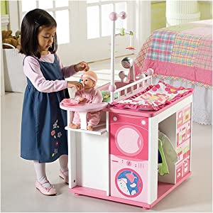 Our Generation Baby Doll Care Center with Accessories