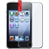 Insten® Full Front LCD Screen Protector Compatible with Apple® iPod touch® 1st / 2nd / 3rd Gen