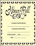 Honor Roll Award Certificate (0742403289) by School Specialty Publishing