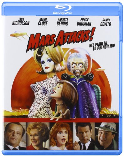 Mars attacks! [Blu-ray] [IT Import]