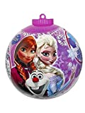 Disney Frozen Decorate Your OWN Ornament Filled with Candy 4 Oz (colors may vary)