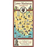 Lower Manhattan: A History Map Poster