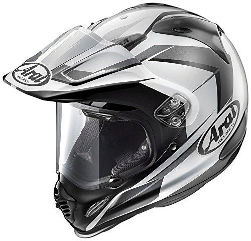 アライ(ARAI) バイクヘルメット オフロード ツアークロス3 フレア(FLARE) シルバー 59-60CM