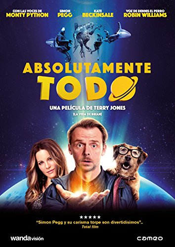 Absolutamente todo [DVD]