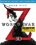 World War Z (Blu-ray 3D + Blu-ray + D...
