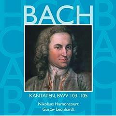 """Cantata No.105 Herr, gehe nicht ins Gericht BWV105 : II Recitative - """"Mein Gott, verwirf mich nicht"""" [Counter-Tenor]"""