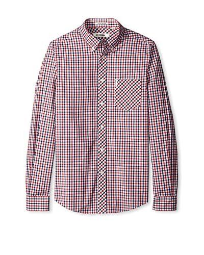 Ben Sherman Men's House Mod Long Sleeve Shirt