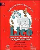 echange, troc Solange Luneau, Collectif - Lico, Vivre un sentiment d'appartenance : Deuxième cycle, Volume 1