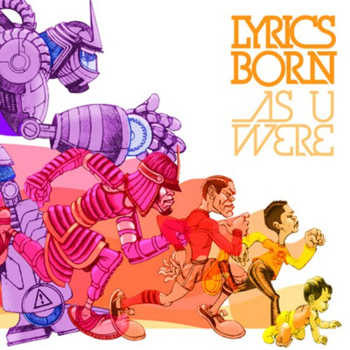 Lyrics Born-As U Were-CD-FLAC-2010-FLACME Download