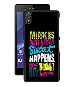 SONY XPERIA Z2 BACK COVER CASE BY instyler