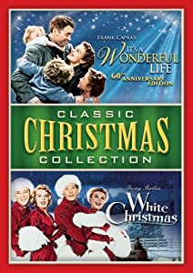 Classic Christmas Collection Its A Wonderful Life White Christmas by Paramount