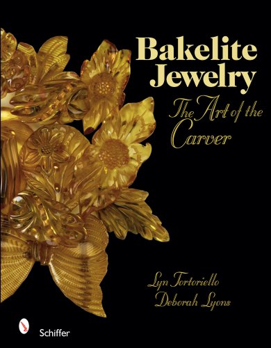 Bakelite Jewelry: The Art of the Carver