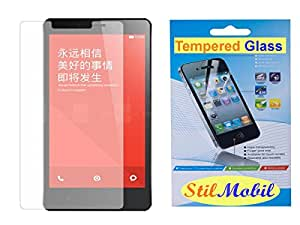 StilMobil Premium Curved Tempered Glass For Xiaomi Mi 4