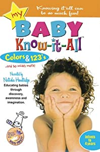 Amazon.com: My Baby Know-it-All - Colors and 123's ...
