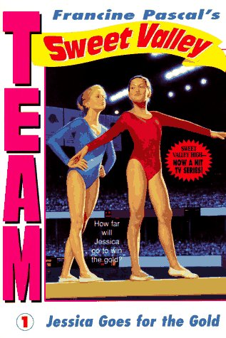Jessica Goes for Gold (Sweet Valley Twins)
